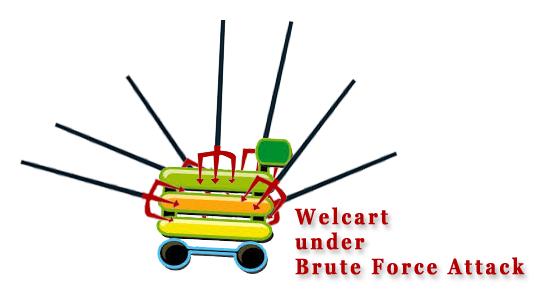 【Welcartセキュリティ対策 - ブルートフォ・・・